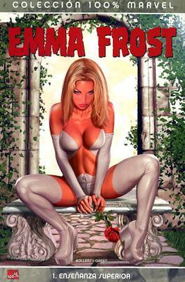 Emma Frost. 100% Marvel (Rústica con solapas) #1