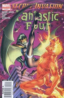 Secret Invasion: Fantastic Four (Comic-Book/Digital) #2