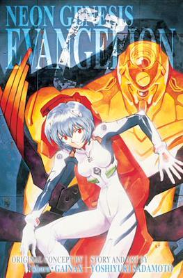 Neon Genesis Evangelion (Rústica 3-in-1 Edition) #2
