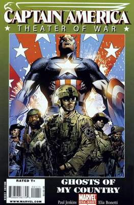 Captain America: Theater of War #6