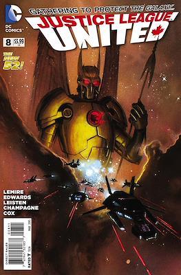 Justice League United (2014-2016) (Grapa) #8