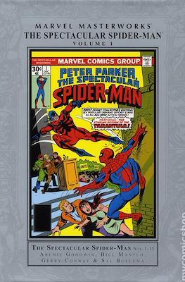 Marvel Masterworks Spectacular Spider-Man (Hardcover) #1