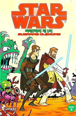 Star Wars. Aventuras en las Guerras Clónicas (Rústica) #5