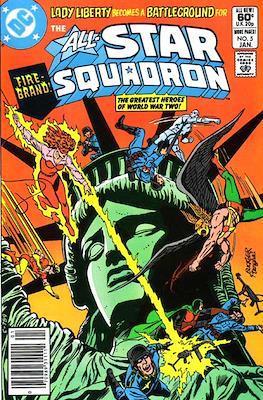 All-Star Squadron Vol 1 #5