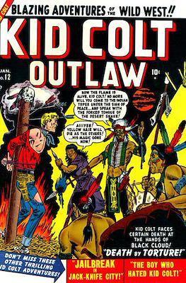 Kid Colt Outlaw Vol 1 #12