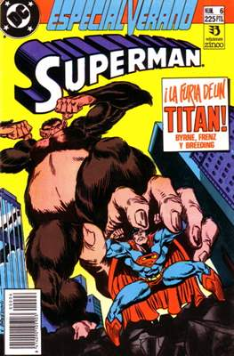 Superman Especial Vol. 2 (Grapa 64 pp) #6