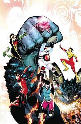 Teen Titans Vol. 6 (2016-) (Comic Book) #39