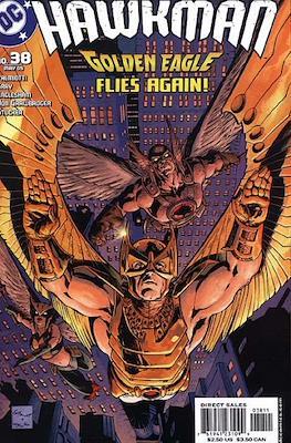 Hawkman Vol. 4 (2002-2006) (Comic book) #38