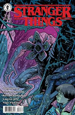 Stranger Things (Variant Covers) (Comic Book) #4.2