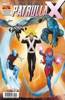 Increíble Patrulla-X (2017- 2019) (Grapa) #13