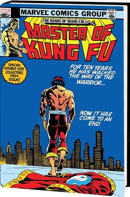 The Hands of Shang-Chi Master of Kung Fu (Variant Cover) #4