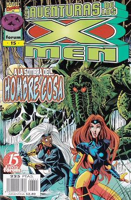 Las nuevas aventuras de los X-Men Vol. 2 (Grapa 24 pp) #15