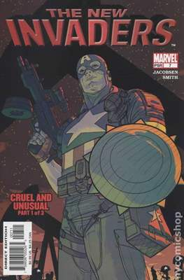 New Invaders (2004-2005) (Grapa) #7