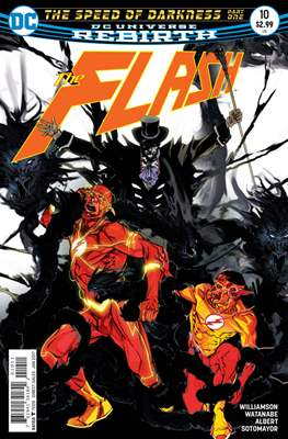 The Flash Vol. 5 (2016-2020) #10