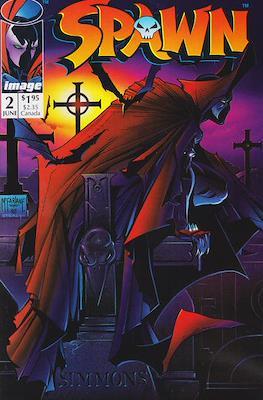Spawn (Comic Book) #2