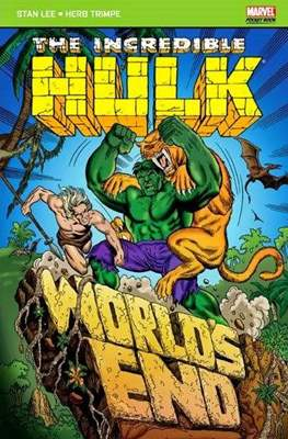 The Incredible Hulk - Marvel Pocketbook (Softcover) #3
