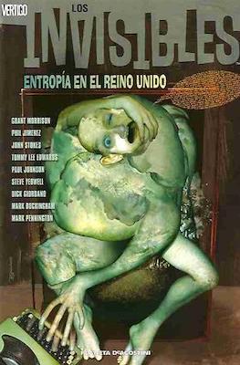 Los Invisibles (2009) (Rústica 224-240 páginas.) #3