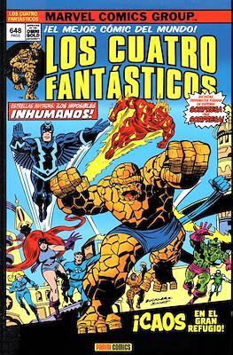 Los Cuatro Fantásticos. Marvel Gold (Omnigold) (Cartoné) #8