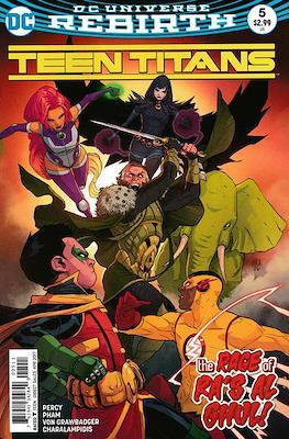 Teen Titans Vol. 6 (2016-2020) #5