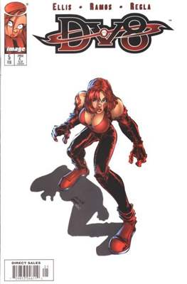 Dv8 (Comic Book) #5