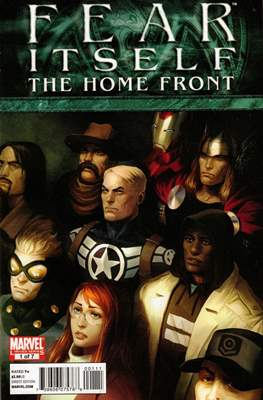 Fear Itself: The Home Front (Comic-Book) #1