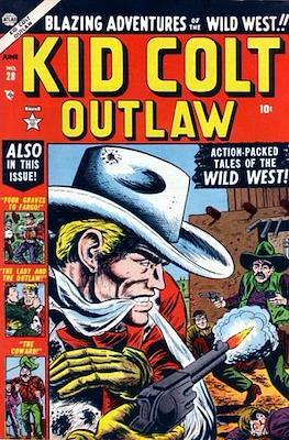 Kid Colt Outlaw Vol 1 #28