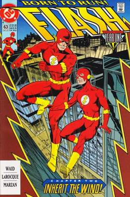 The Flash Vol. 2 (1987-2006) (Comic Book) #63