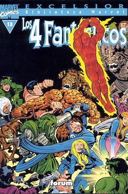 Biblioteca Marvel: Los 4 Fantásticos (1999-2001) (Rústica 160 pp) #13