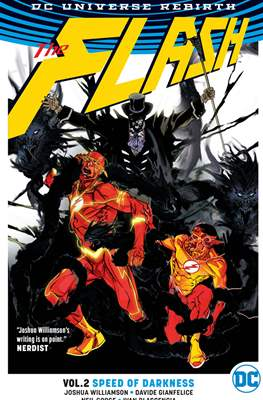 The Flash Vol. 5 (2016) (Softcover) #2