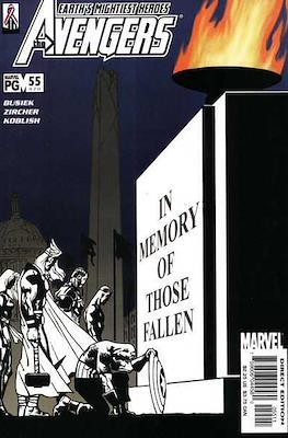 The Avengers Vol. 3 (1998-2004) (Comic-Book) #55