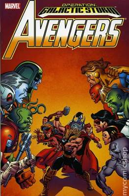 Avengers: Operation Galactic Storm (Trade Paperback) #2