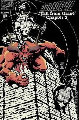 Daredevil Vol. 1 (1964-1998 Variant Cover) #321