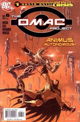 The OMAC project (2005) (Comic book) #6