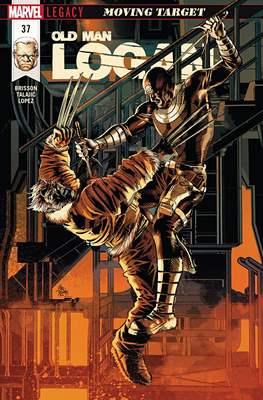 Old Man Logan Vol. 2 (2016-2018) (Comic Book) #37