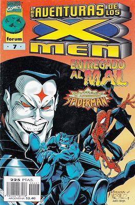 Las nuevas aventuras de los X-Men Vol. 2 #7