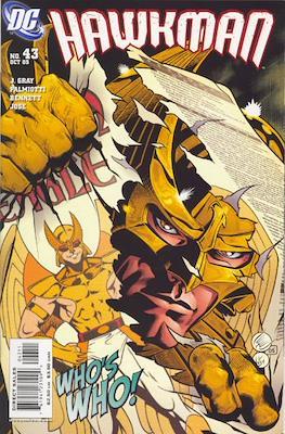 Hawkman Vol. 4 (2002-2006) (Comic book) #43