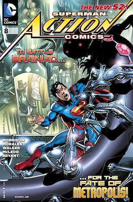 Action Comics Vol. 2 (2011-2016) #8