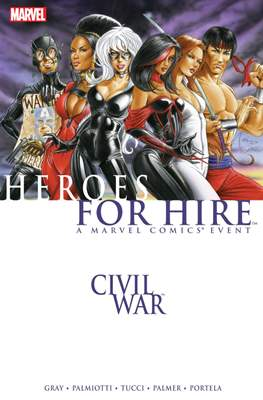 Heroes for Hire Vol. 2 (2006-2007) #1