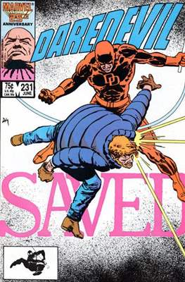 Daredevil Vol. 1 (1964-1998) (Comic Book) #231