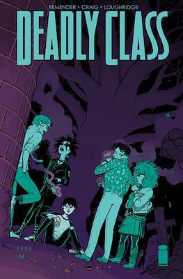Deadly Class (Comic-book) #14