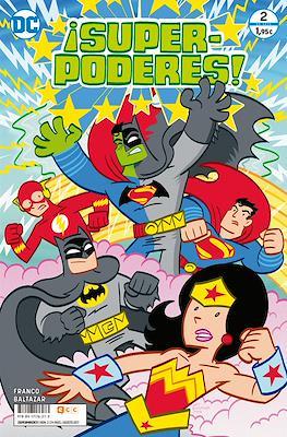 ¡Super-poderes! (Grapa) #2