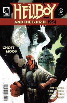 Hellboy and the B.P.R.D. #15