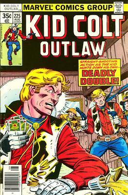 Kid Colt Outlaw Vol 1 (Comic-book.) #225