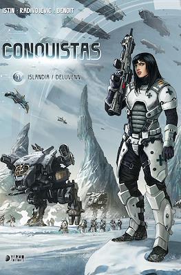 Conquistas (Cartoné 144 pp) #1