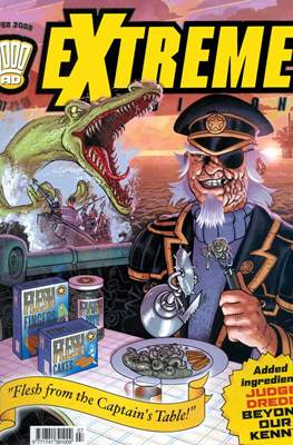 2000 AD Extreme Edition #7