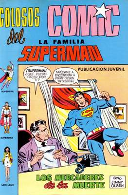 Colosos del Cómic: La familia Superman #6