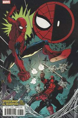 Spider-Man / Deadpool (Variant Cover) (Comic Book) #23.2