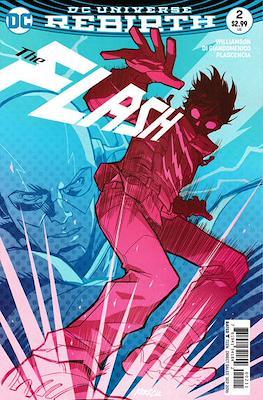 The Flash Vol. 5 (2016-2020) (Comic Book) #2