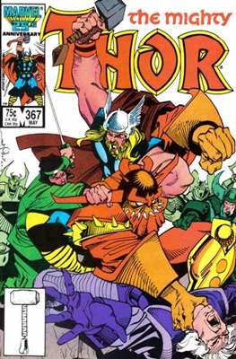 Journey into Mystery / Thor Vol 1 (Comic Book) #367