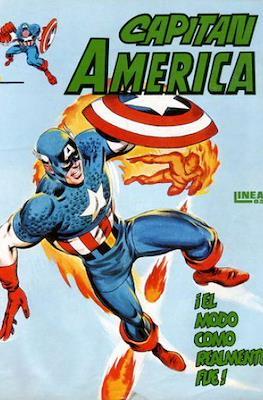 Capitán América (Grapa 40 pp) #2